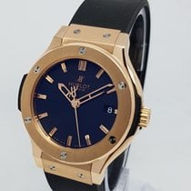 Hublot Classic Fusion 38mm 18K Red Gold Watch
