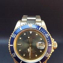 Rolex Submariner 16808 B&P Tropical