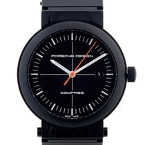 Porsche Design Heritage Compass Limited Edition In Titanio...