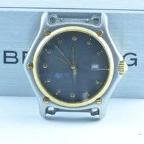 Ebel 1911 Herren Uhr 36mm Quartz Stahl/gold Ohne Band