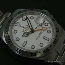 """Rolex Modern: New Explorer II """"White Ref.216570"""" Full..."""