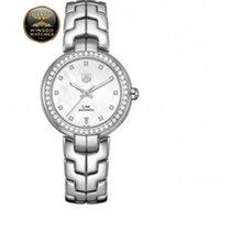 TAG Heuer - Link Lady Calibre 7 Diamonds Bezel