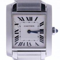 Cartier Tank Francaise Swiss-quartz Womens Watch 2301