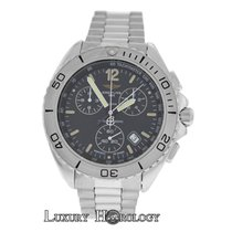 Breitling Authentic Mint Shark A53605 Stainless Steel 41mm...