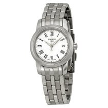 Tissot T-Classic Dream White Dial Ladies Watch T033.210.11.013.00