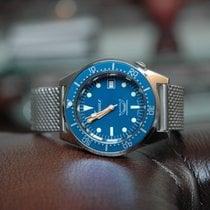 Squale 50 Atmos blue - mesh bracelet