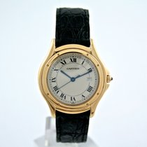 Cartier Cougar 18KT