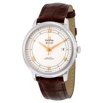 Omega De Ville Prestige Silver Dial Automatic Men's Watch