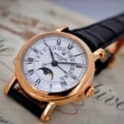 Patek Philippe Retrograde Perpetual Calendar 18K Rose Gold