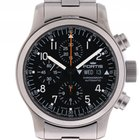 Fortis B-42 Flieger Chronograph Stahl Automatik Stahlband 42mm...