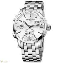 Ulysse Nardin Dual Time Manufacture Stainless Steel Bracelet...