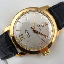 Omega Seamaster Calendar Automatic - Gold 750