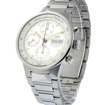 IWC GST Chrono Mens 40mm Automatic in Steel