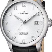 Candino Classic C4494/6 Herrenarmbanduhr flach & leicht