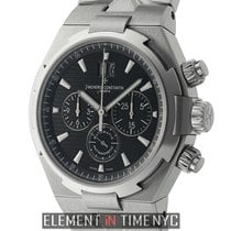 Vacheron Constantin Overseas Chronograph 42mm Stainless Steel...