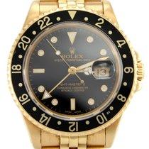 Rolex 16718 GMT-Master ii 18k Men's Watch