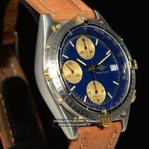 Breitling CHRONOMAT Early Fine anni 80 acciaio e oro
