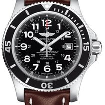 Breitling Superocean II Men's Watch A17392D7/BD68-437X