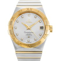 Omega Watch Constellation Chronometer 123.20.38.21.52.002