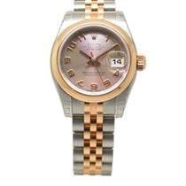 Rolex DateJust 26 18ct Rose Gold & Steel 26mm Copper Dial...