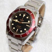 Tudor Heritage Black Bay 79220R red bezel - men's watch -...