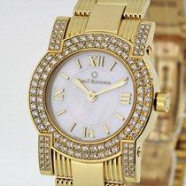Carl F. Bucherer CARL F.  Pathos Diva solid 18K Gold Watch...