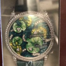 Patek Philippe Calatrava Water Lilies Limited Edition Very...