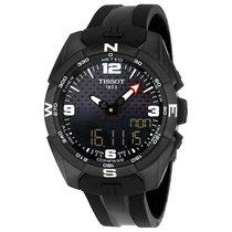 Tissot T-Touch Expert Solar Black Dial Mens Watch T0914204705701