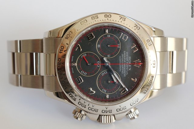 Rolex Daytona 18 kt Weissgold