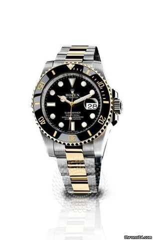 Rolex Submariner Black Dial Cerachrome 116613BKSO