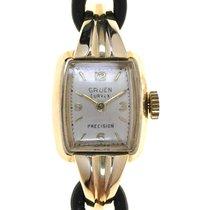 Gruen Ladies Wristwatch Curvex Precision
