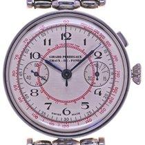 Girard Perregaux Mans Wristwatch Chronograph