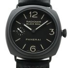 Panerai Radiomir Collection Radiomir Black Seal Ceramic 45mm ...