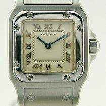 Cartier Santos Ladies steel Special Dial