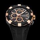 Concord C1 rose gold/ PVD titanium chronograph