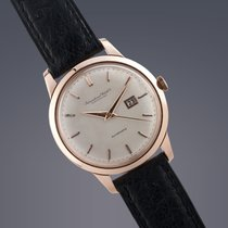 Vintage International Watch Co Large 18ct Rose gold automatic...