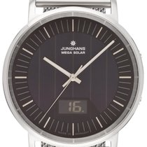 new junghans watches compare all junghans watches chrono24. Black Bedroom Furniture Sets. Home Design Ideas