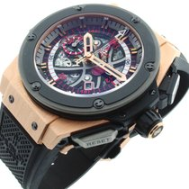 Hublot King Power Miami Heat 748.OM.1123.RX Rose Gold