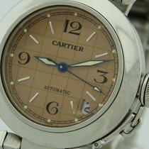 Cartier Pasha Automatic C35 Ref. 2324 Damenuhr Box und Papiere