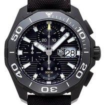 TAG Heuer Aquaracer 300M Calibre 16 Chronograph Black CAY218A....