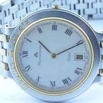 Maurice Lacroix Herren Uhr 34mm Stahl/gold Quartz Rar 5 Calypso