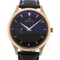 Zenith Heritage 40 Automatic Leather