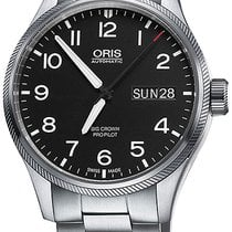 Oris Big Crown ProPilot Day Date 75276984164MB
