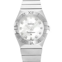 Omega Watch Constellation Small 123.10.27.60.55.001