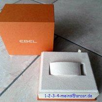 Ebel Uhrenbox  beiges Modell