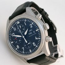 IWC Fliegeruhr, Pilot`s Chronograph Automatic Watch
