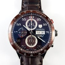 TAG Heuer Carrera Calibre 16 Day Date brown CV2A12.FC6236...