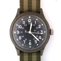 Benrus Vintage Disposable US Military Watch Vietnam War