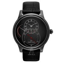 Jaquet-Droz Men's Grande Seconde Power Reserve Ceramic Watch