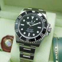 勞力士 (Rolex) 114060 Black Submariner No Date Ceramic Bezel